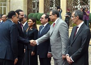 تيسيرات متبادلة وتسوية أوضاع المصريين بلبنان خلال أعمال اللجنة العليا المشتركة | صور