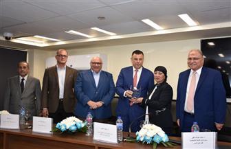 رئيس جامعة عين شمس يفتتح تجديدات وحدة الأشعة التداخلية بالدمرداش بتكلفة ٢٥ مليون جنيه | صور