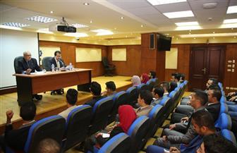 وزير التعليم العالي يعقد اجتماعا مع رؤساء ونواب اتحادات الطلاب بالجامعات الحكومية | صور