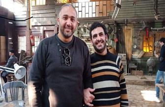 """رءوف عبدالعزيز يراهن على الفنان محمد عزمى في """"قمر هادي"""""""