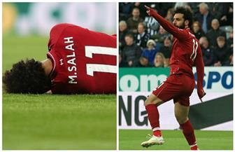 ليفربول فى الصدارة موقتا بفوز مثير على نيوكاسل.. وإصابة محمد صلاح