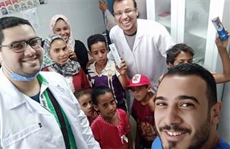جامعة القاهرة تختتم فعاليات القافلة الشاملة إلى حلايب وشلاتين بتوزيع الفوانيس والسلع الغذائية| صور