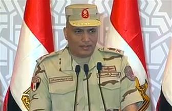رئيس الهيئة الهندسية للقوات المسلحة يستعرض أمام الرئيس السيسي مشروعات الإسماعيلية الجديدة