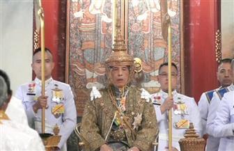 موكب ملك تايلاند الجديد يتحرك في شوارع بانكوك