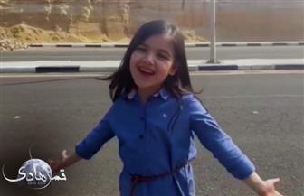 """تعرف على ابنة هاني سلامة في """"قمر هادي""""   فيديو"""