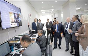 خلال زيارته مرصد الأزهر.. ممثل الأمم المتحدة: تعاون المرصد مع الجهات المعنية بمكافحة التطرف والإرهاب | صور