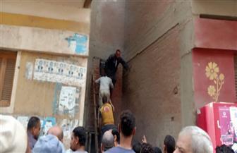 محافظ الغربية يشيد بشجاعة شاب أنقذ قرية النحارية من كارثة محققة | صور