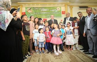 محافظ كفرالشيخ يكرم 229 طالبا وطالبة من حفظة القرآن الكريم | صور
