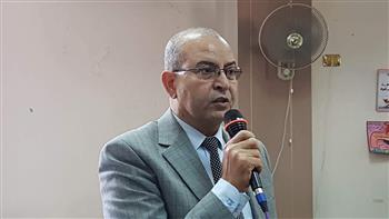 وكيل تعليم بورسعيد يشهد فعاليات مسابقة ترشيد استخدام المياه | صور