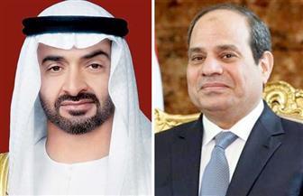 الرئيس السيسي يجرى اتصالا بولى عهد أبو ظبى للتهنئة بحلول شهر رمضان