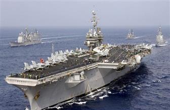 فقدان جندي من على متن حاملة طائرات أمريكية في بحر العرب