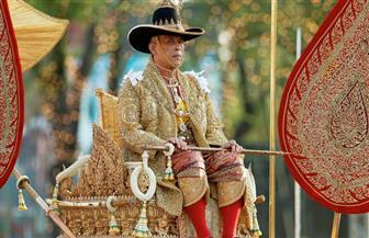 بدء مراسم ثالث وآخر أيام تتويج ملك تايلاند الجديد | صور