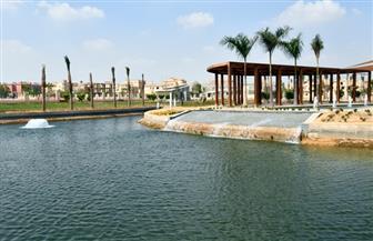 شاهد حديقة الشيخ زايد التي ستفتح أبوابها رسميا للجمهور اليوم .. وسعر التذكرة 25 جنيها