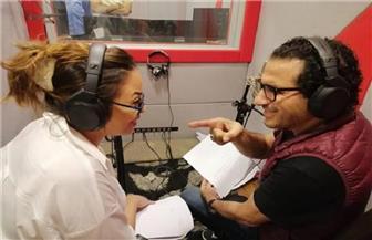 """داليا البحيري تطلب شراء تكييف من أحمد حلمي في """"وش بوش"""""""