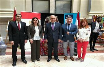 سفارة مصر بالمجر تنظم احتفالية بمناسبة يوم إفريقيا |صور