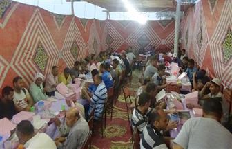 استمرارا للتلاحم بين القوات المسلحة والشعب.. القوات المسلحة تقيم 135 مائدة إفطار رمضانية بالمحافظات