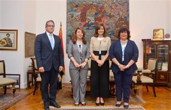 وزراء الهجرة والثقافة والتضامن والآثار يضعون خطة للاحتفال بشهر التراث المصري في يوليو بكندا| صور