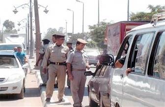 مرور سوهاج يحرر 571 مخالفة مرورية على الطرق الرئيسية والسريعة