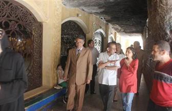 جولة سياحية لسفير الهند في محطات رحلة العائلة المقدسة| صور