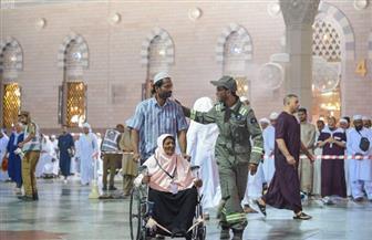 1300 شاب وفتاة وعائلات سعودية ورجال الأمن يقدمون صورة مشرقة بالمسجد النبوي | صور