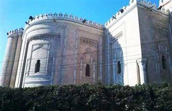 """""""المسجد العباسي"""" تحفة إسلامية في المنوفية ومقصد أبناء المحافظة لصلاة التروايح"""