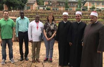 بوروندي تحتفل ببدء تشغيل غرفة النساء والولادة المهداة من مصر  لبوجمبورا   صور