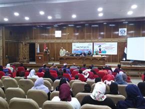 مركز النيل للإعلام بمطروح ينظم ندوة عن تنمية التميز لدى الطلاب