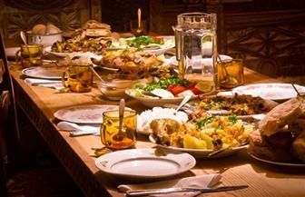 """""""ولائم البط"""" لإفطار أهالي دمياط في غرة رمضان.. و""""البلاج"""" متنفس العائلات طوال الشهر"""