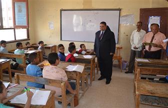 4228 طالبا وطالبة يؤدون امتحانات الشهادة الإعدادية بالوادي الجديد.. اليوم | صور