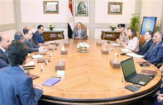 الرئيس السيسي يشدد على أهمية إتاحة الخدمات الرقمية بطرق بسيطة وتكلفة ملائمة للمؤسسات والمواطنين | صور