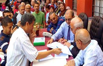 محافظ بورسعيد يعتمد نتيجة الشهادة الإعدادية بنسبة نجاح 80.55 %.. تعرف على أسماء الأوائل |صور