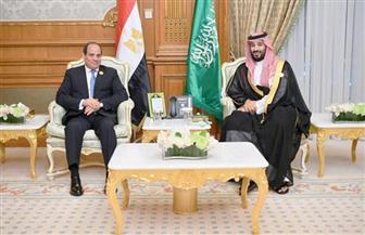 الرئيس السيسي يلتقي ولي العهد السعودي ويعقدان جلسة مباحثات على هامش قمة منظمة التعاون الإسلامي