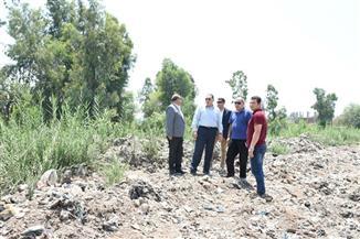 محافظ الشرقية يأمر رئيس مركز أبوكبير برفع مخلفات البناء بطريق الإبراهيمية