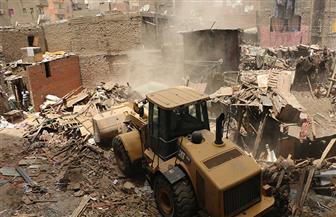 محافظ القاهرة: إزالة 10 عقارات وتسكين 400 أسرة من حكر السكاكيني | صور