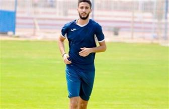 محمد عبد السلام ينتظم في التدريبات الجماعية للزمالك