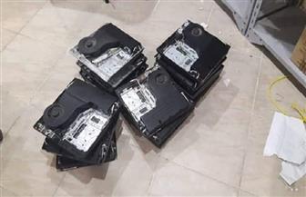 """إحباط محاولة تهريب 15 جهاز """"بلاي ستيشن"""" بميناء الغردقة   صور"""