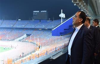 مدبولي: بطولة إفريقيا فرصة ذهبية لإظهار قدرة مصر الكبيرة على التنظيم والإعداد وتحقيق الإنجاز| صور