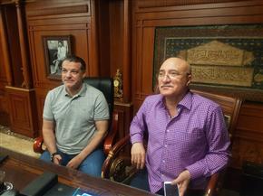 المصري يجدد تعاقده مع إيهاب جلال