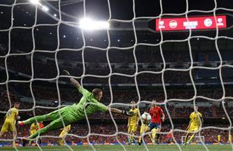 المنتخب الإسباني يهزم نظيره السويدي بثلاثية في تصفيات يورو 2020 | صور