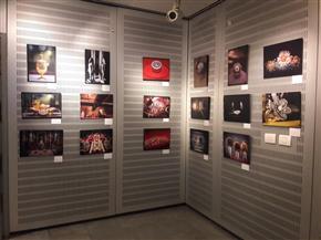 انطلاق معرض الصور الفوتوغرافية عن كنوز متحف المجوهرات الملكية بمكتبة الإسكندرية   صور