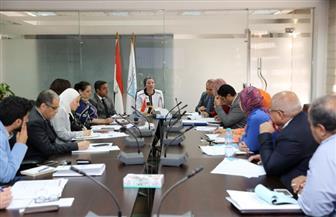 """""""البيئة"""" تفتتح الاجتماع الأول لمجموعة عمل شركاء التنمية للاستدامة البيئية وإدارة الموارد الطبيعية"""