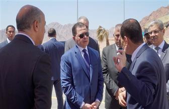 وزير الداخلية يتفقد الحالة الأمنية بشرم الشيخ قبل انطلاق المنتدى الإفريقي لمكافحة الفساد | صور