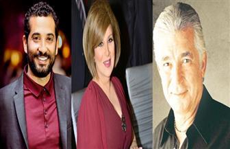 تكريم بوسي ومحمود قابيل وعمرو سعد بمهرجان مكناس السينمائي للفيلم العربي | صور