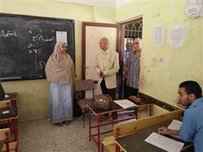 وكيل الصحة بالشرقية يتفقد لجان امتحانات مدارس التمريض| صور