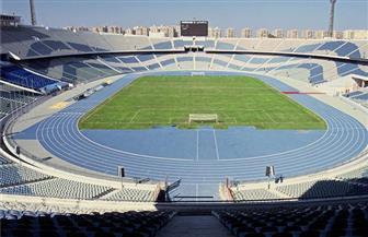 """وفد البرلمان يختتم أول أيام جولته التفقدية لملاعب """"كان 2019"""" من استاد القاهرة"""