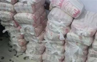 تحوي شوائب وأتربة.. ضبط 4 أطنان سكر فاسد داخل مصنع في الإسكندرية