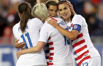المنتخب الأمريكي يحذر منافسيه بثلاثية في شباك تشيلي ويتأهل للدور الثاني بمونديال السيدات