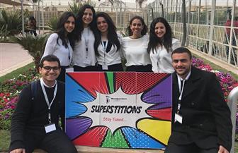 """""""كان يا مكان"""".. مشروع  طلابى رائد يستعيد تراث مصر من الأمثلة والمعتقدات الشعبية عبر العصور"""