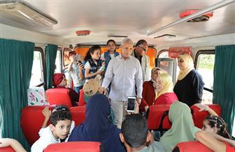 انطلاق رحلات شبابية لزيارة معالم المحافظة والمناطق الصناعية احتفالا بالعيد القومي للمنوفية| صور وفيديو