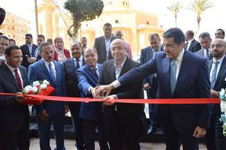 نائب محافظ بورسعيد يفتتح مركز دعم الخدمات الحكومية الإلكترونية